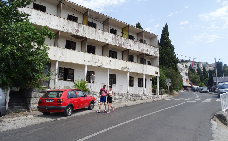 Odmaralište Grada Tuzle: Godinama propada