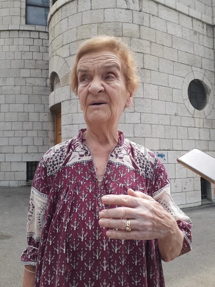 Bahrija Gacić: Dat ću sadaku