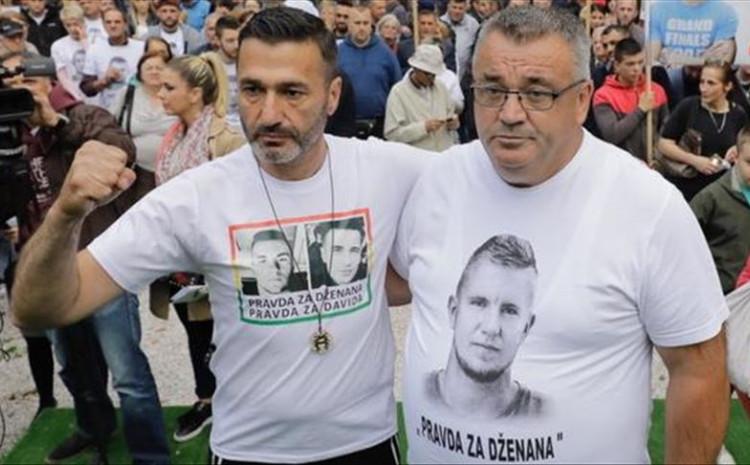 Davor Dragičević i Muriz Memić: Djeca im ubijena