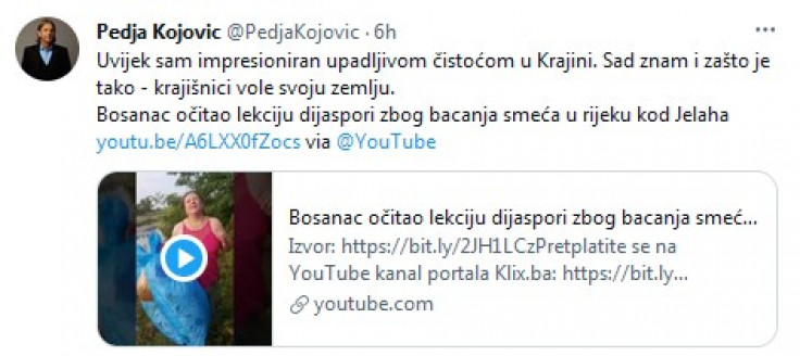 Kojovićev status