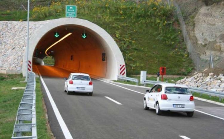 Tunel Oštrik