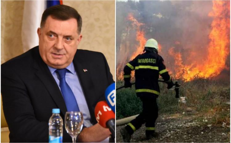 """Dodik """"zaradio"""" krivičnu prijavu"""