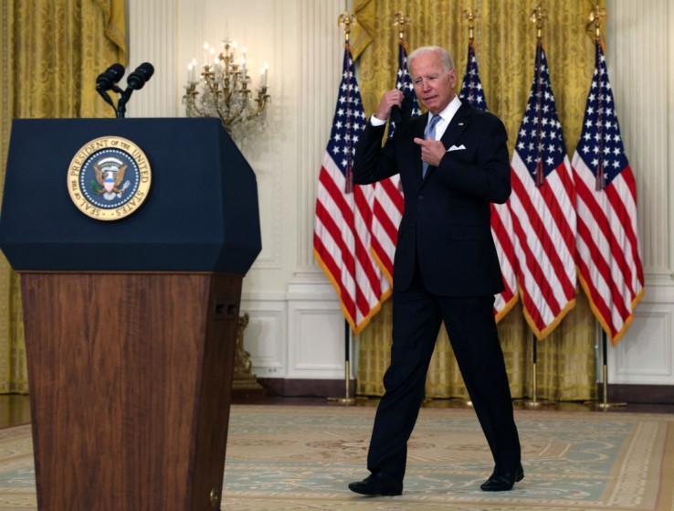 Bajden: Ne želim zavaravati američki narod