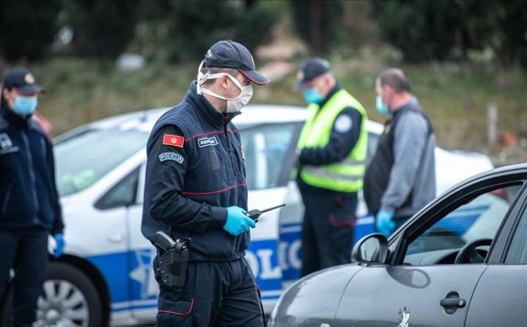 Osumnjičenog uhapsila policija