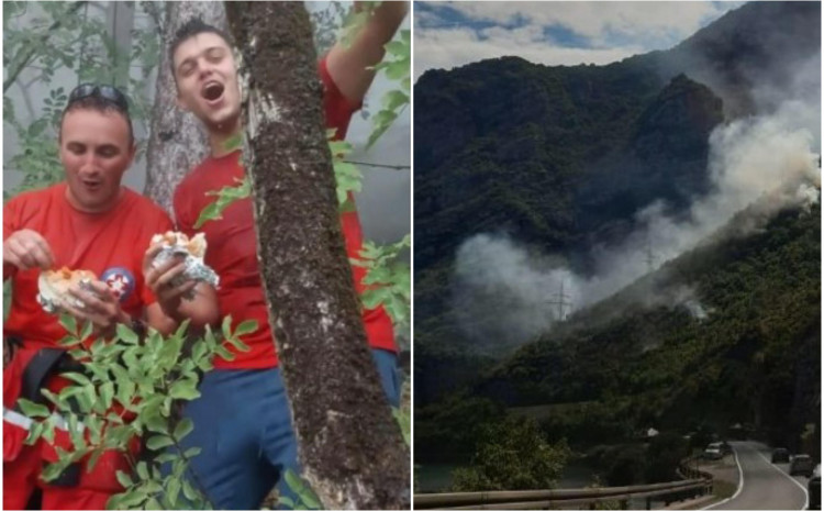 Jablanički vatrogasci: Kiša ih obradovala