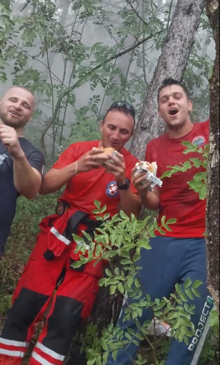 Kiša je donijela veliku radost vatrogascima