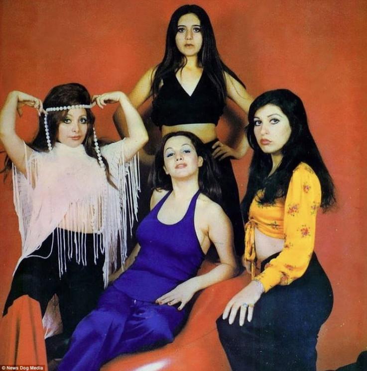 Stanovnice Irana 1979. godine