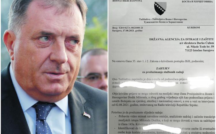 Dodik: Potvrdio da je dobio poziv