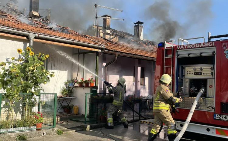 Ogromne štete nakon požara