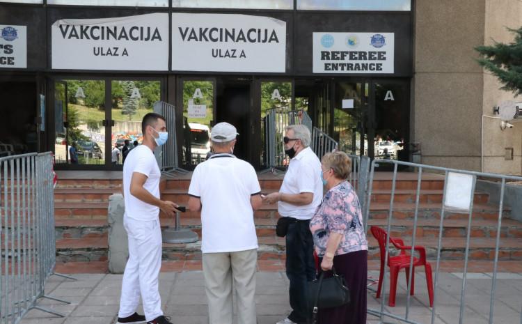 """Prošle sedmice za danas je najavljen početak imunizacije građana Sarajeva s kineskom vakcinom """"Sinopharm"""""""