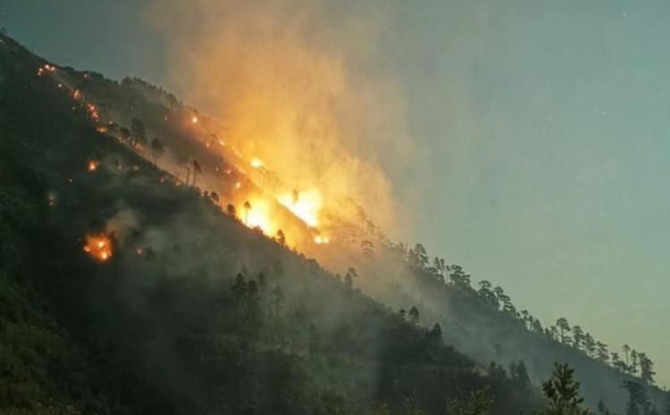 Požari još aktivni