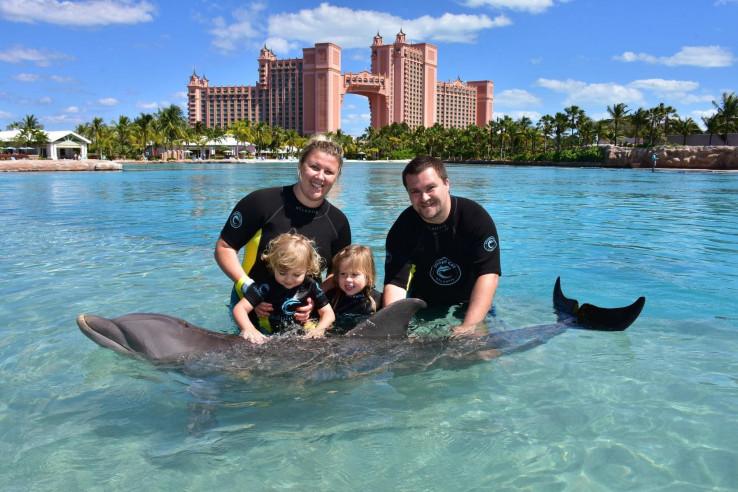 Sa suprugom i kćerkicama: Prije šest godina preselila se na Floridu