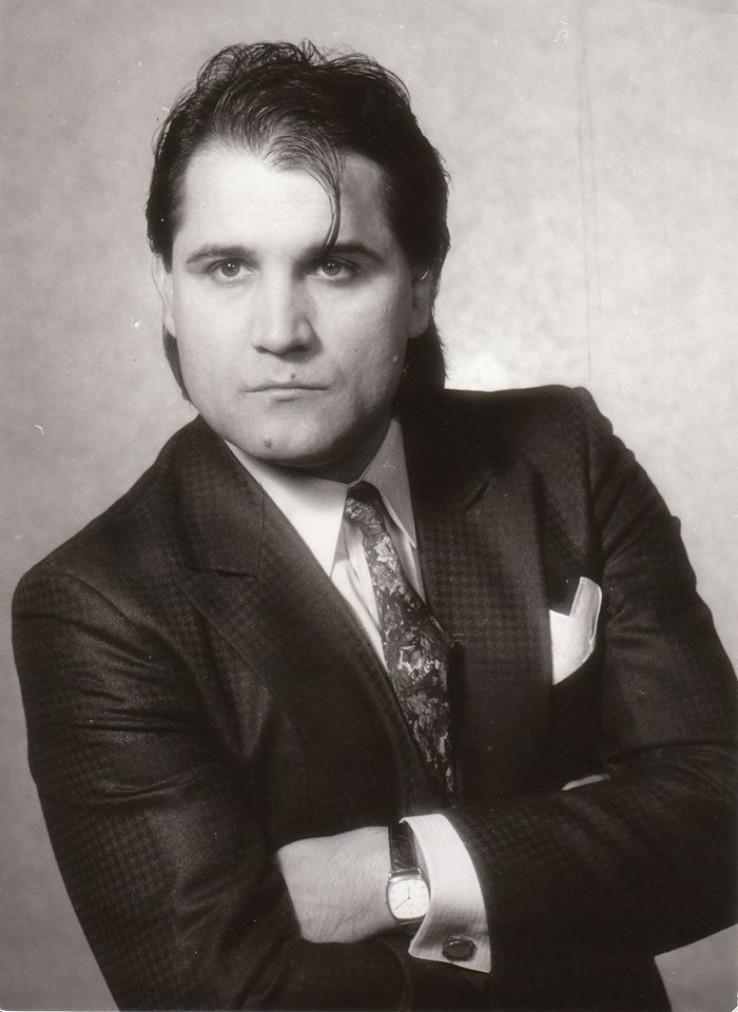 Nazif Gljiva osamdesetih godina