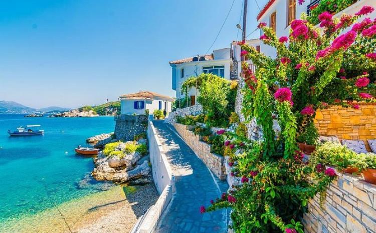 Patmos, sveto ostrvo Grčke
