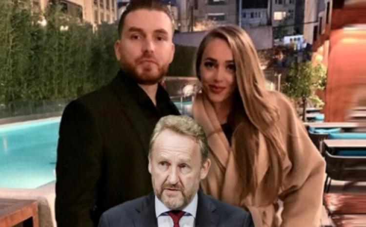 Ćamil Humačkić, Jasmina i Bakir Izetbegović