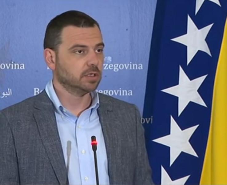 Magazinović: Počela je izborna kampanja