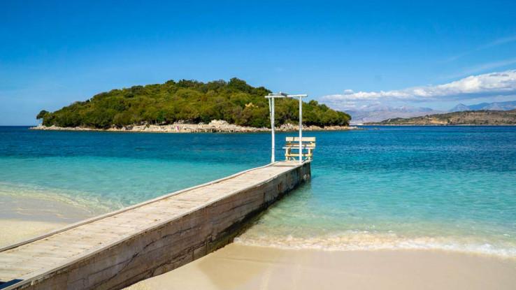 Ksamil je jedno od najpopularnijih turističkih mjesta Albanije