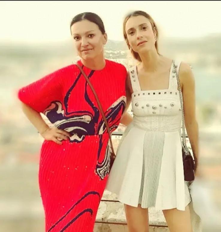 Nina i Sandra