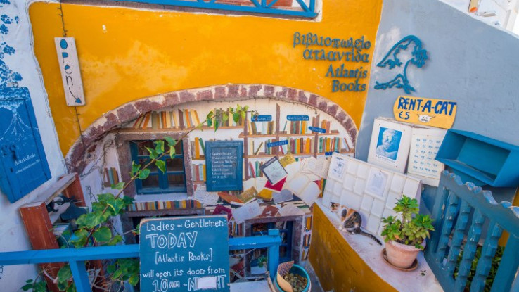 U ovoj knjižari ćete pronaći gotovo sve književne žanrove