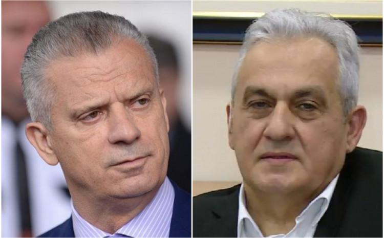 Fahrudin Radončić i Ljubo Bešlić