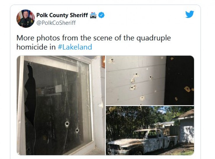 Policajci pronašli četiri mrtve osobe