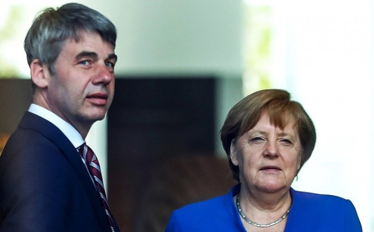 Bio savjetnik kancelarke Merkel