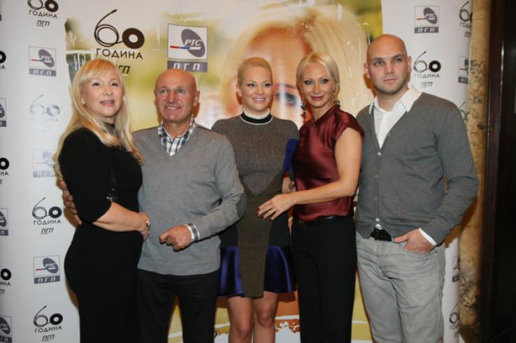 Porodica Šaulić: Fotografijaiz sretnih dana