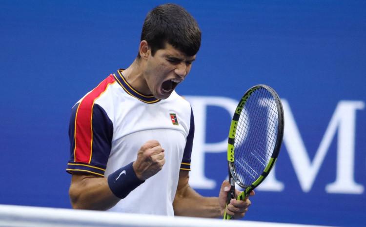 "Alkaraz: Zovu ga ""novi Nadal"""
