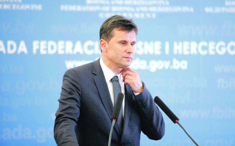 Novalić: Džaba se hvalio