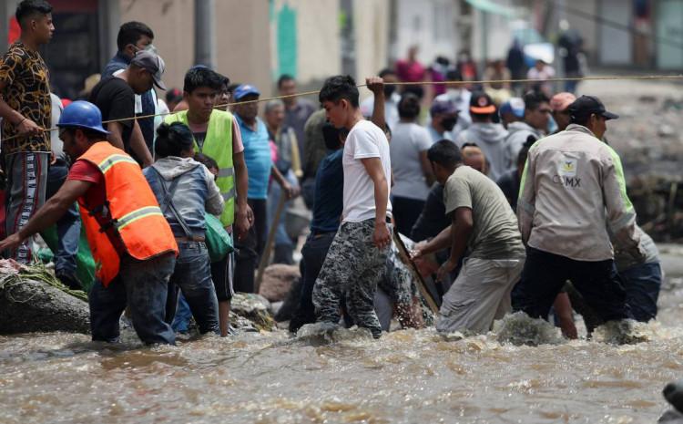 Užasne scene u Meksiku