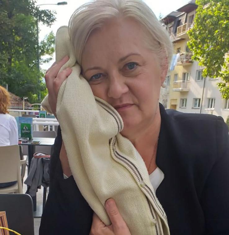 Halida Konjo-Uzunović: Željela sam samo da ga pomirišem