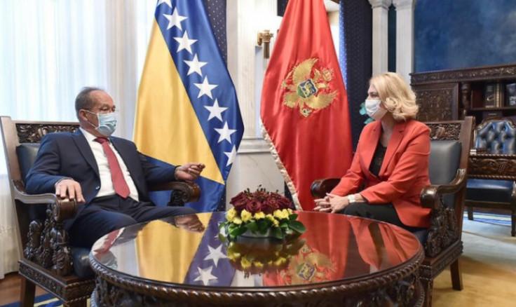 Sa sastanka u Crnoj Gori