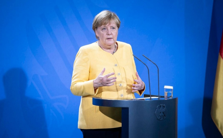 Merkel: Dolazi na Zapadni Balkan