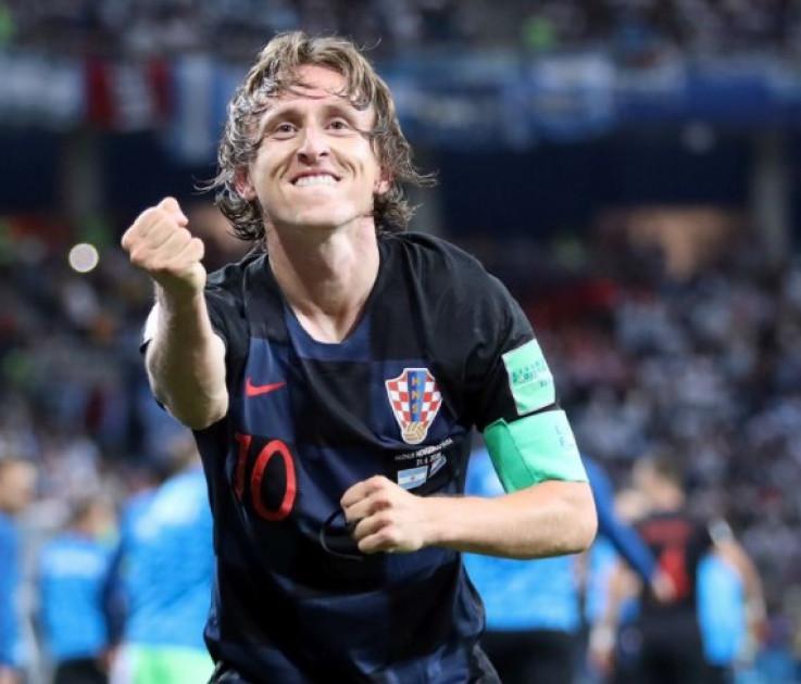 Luka Modrić: Veliko ime svjetskog nogometa