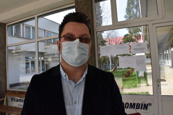 Dr. Čengić: Veliki trud zdravstvenih radnik