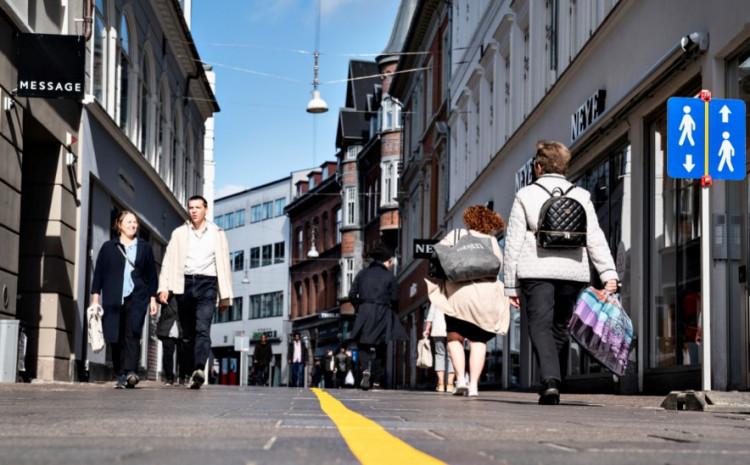 Povratak života u normalu u Danskoj išao je postepeno