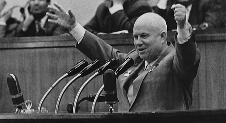 Nikita Hruščov