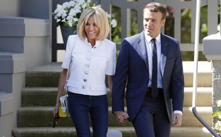 Predsjednički par