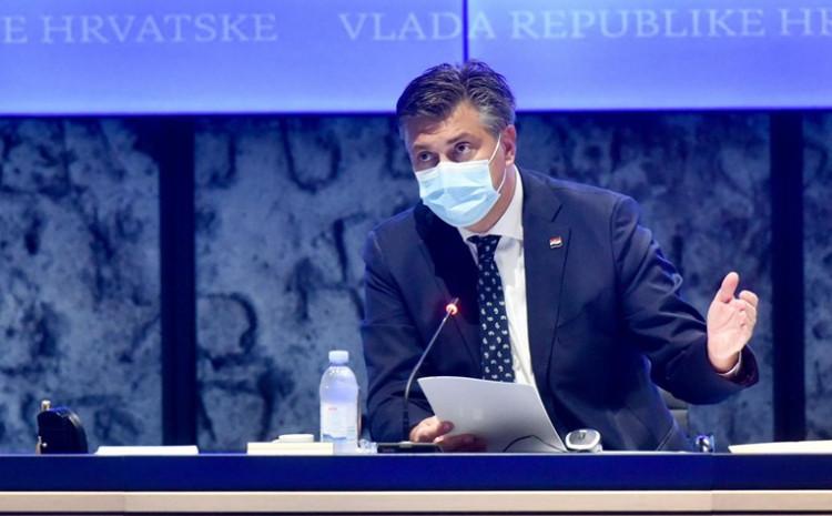 Plenković: Olakšanje izvoza