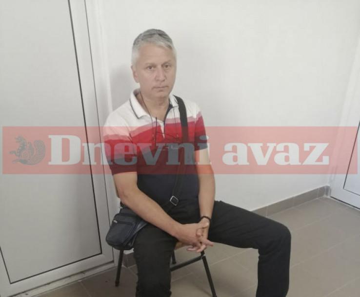 Edin Vranj uhapšen jučer na graničnom prijelazu Uvac