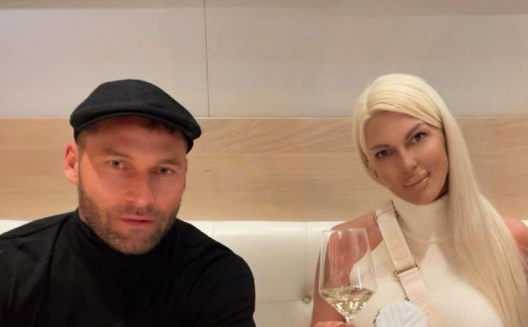 Duško Tošić i Jelena Karleuša