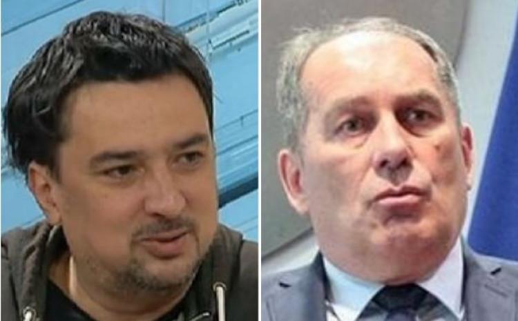 Hadžiomerović i Mektić: Žestok okršaj