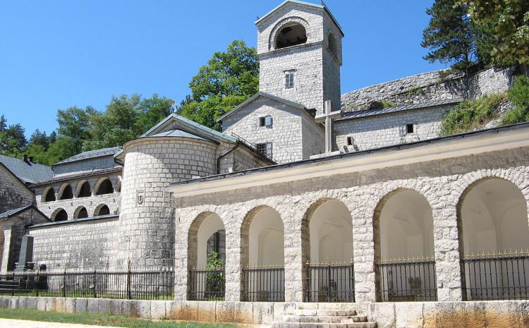 Cetinjski manastir: Oduzeto pravo svojine