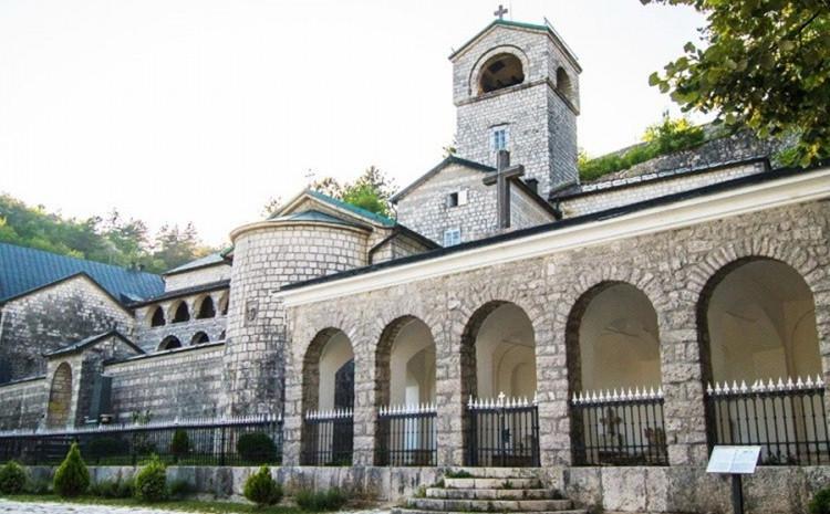 Manastir prepisali na ime Vlade Crne Gore