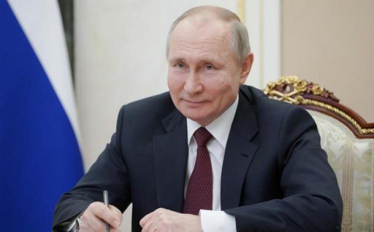 Putin u izolaciji