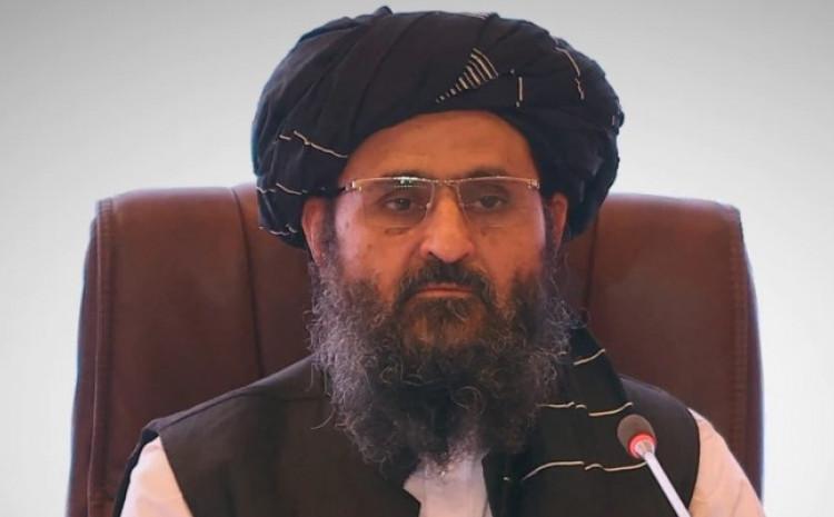 Mullah Abdul Ghani Baradar u Dohi, 18 jula 2021.