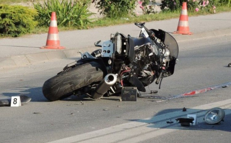 Motociklista teže povrijeđen