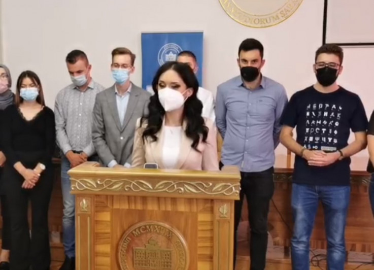 Abdagić: Želimo zaštiti kvalitet studiranja u Sarajevu