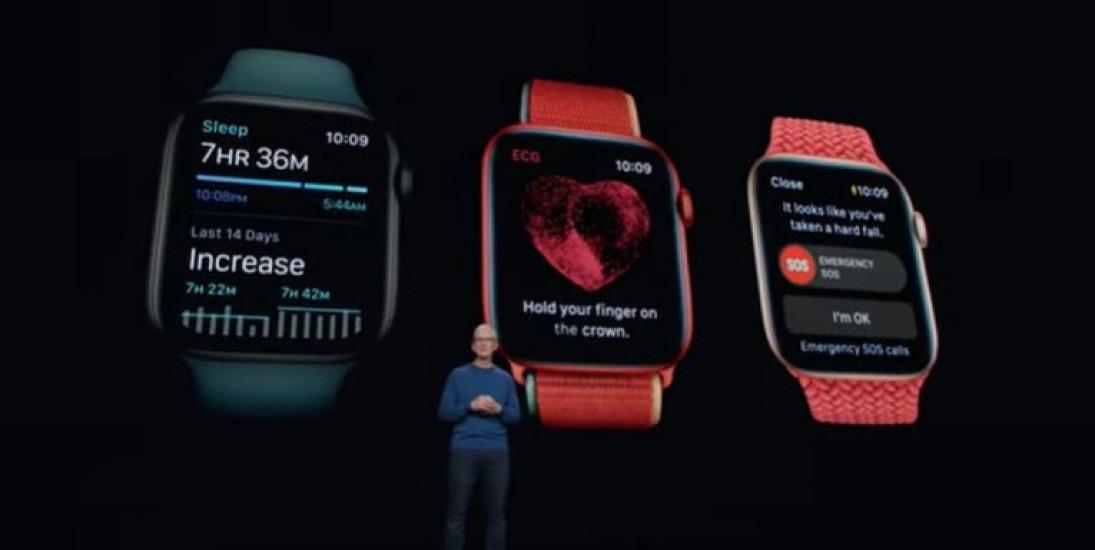 Sedma generacija Apple Watch