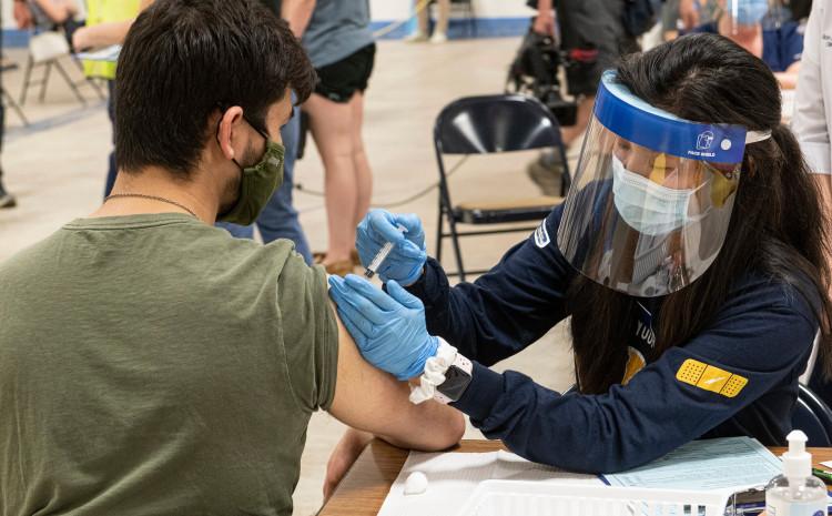 Privremeno blokirana obavezna vakcinacija